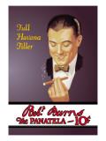 Robert Burns' Panatela Cigars Veggoverføringsbilde