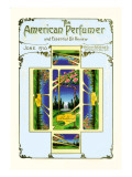 American Perfumer and Essential Oil Review, June 1910 Wall Decal