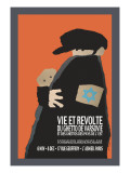 Life and Revolt in the Warsaw Ghetto Wall Decal