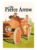 The Pierce-Arrow Wall Decal