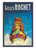 Cycles Rochet Wallsticker