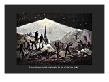 Night Excavations Wall Decal by John Howard Appleton