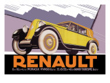 Renault Wall Decal