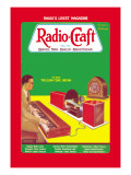 Radio Craft: The Radio Trillion-Tone Organ Wall Decal