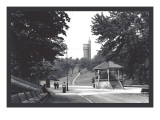 Eden Park, Cincinnati Wall Decal by William Henry Jackson