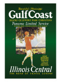 Gulf Coast Wall Decal by Paul Proehl
