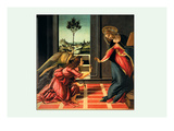 The Annunciation Wall Decal by Sandro Botticelli