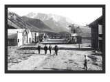 Eureka, Colorado Wall Decal by William Henry Jackson