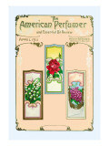 American Perfumer and Essential Oil Review, April 1911 Wall Decal