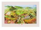 Tachai Wall Decal by Chang Yi-ching