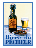 Biere du Pecheur Wall Decal