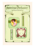 American Perfumer and Essential Oil Review, April 1912 Wall Decal
