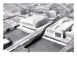 30th Street Station, Philadelphia, Pennsylvania Wall Decal