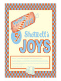 Shotwell's Joys Wall Decal