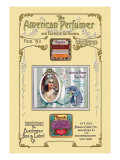 The Buedingen Box and Label Co. Wall Decal