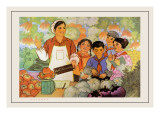 Be a Good Servant for the People Wall Decal by Chen Chun-chan