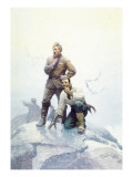 The Castaways Await Wall Decal by Newell Convers Wyeth
