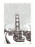 The Golden Gate Bridge, San Francisco, California Wall Decal