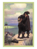 Rescued Wall Decal by Newell Convers Wyeth