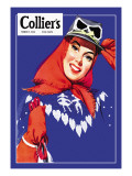 Collier's, March 1942 Wall Decal