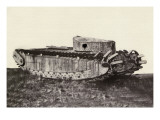 Fuller Medium D Tank Wall Decal