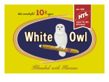 White Owl Cigars Wall Decal