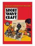 Short Wave Craft: This Converter Wall Decal