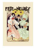 Fete de Neuilly Wall Decal by  Misti