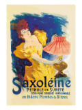Saxoleine Wall Decal by Jules Chéret