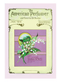 The American Perfumer and Essential Oil Review: Eden Lily of the Valley Talcum Powder Wall Decal
