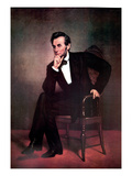 Abraham Lincoln Wall Decal by George Peter Alexander Healy