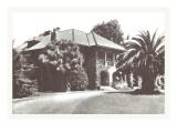 The Lodge, San Francisco, California Wall Decal