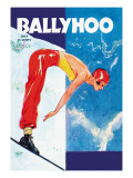 Ballyhoo Wall Decal