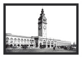 Ferry Building, San Francisco Wall Decal by William Henry Jackson