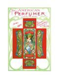 American Perfumer and Essential Oil Review, April 1910 Wall Decal