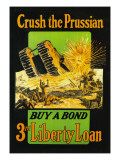Crush the Prussian: Buy a Bond Wall Decal