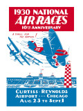 National Air Races 1930 Wall Decal