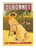 Dubonnet Wall Decal by Claire Masson