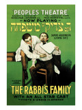 The Rabbi's Family Wall Decal