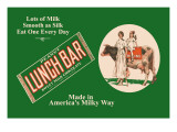 Lunch Bar Wall Decal