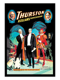 Thurston, Kellar's Successor Wall Decal