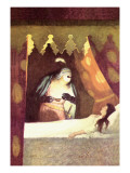 Wallace Rescues Helen Wall Decal by Newell Convers Wyeth