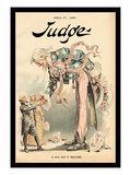 Judge Magazine: A Big Boy's Welcome Wall Decal
