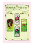 American Perfumer and Essential Oil Review, February 1912 Wall Decal