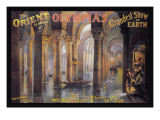 The Orient Wall Decal by Alfred Rava