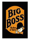 Big Boss Wall Decal