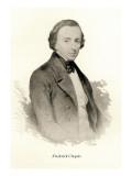Frederick Chopin Wall Decal