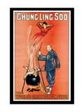 Chung Ling Soo, The World's Greatest Conjurer Wall Decal