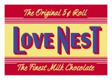 Love Nest Autocollant mural