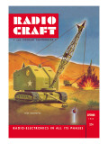 Radio Craft: Mine Destroyer Wall Decal